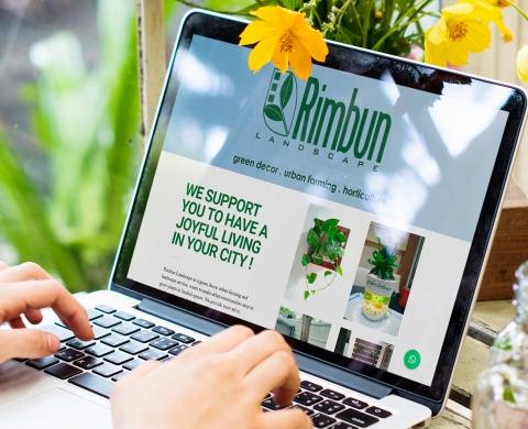 Rimbun Web Development